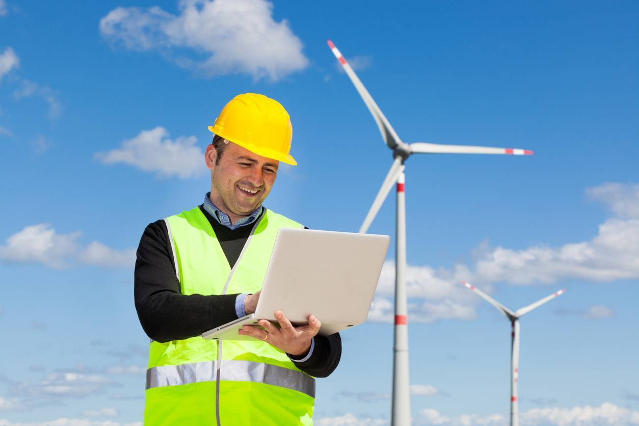 technicien éolienne