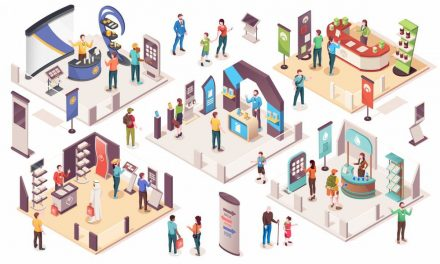 Communication : le rôle des présentoirs