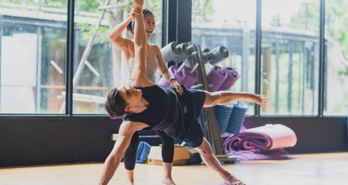 Devenez professeur de yoga !