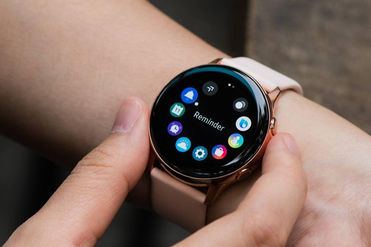 La montre connectée, un cadeau d'entreprise original