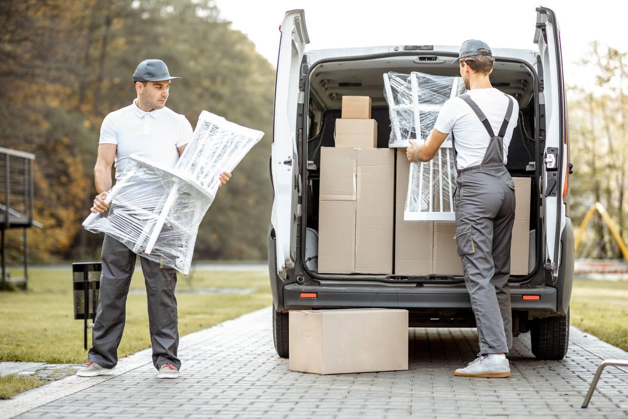 Stocker ses meubles le temps d'un voyage